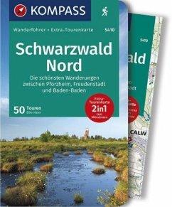 Schwarzwald Nord, Die schönsten Wanderungen zwi...