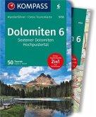 Dolomiten 6 - Sextener Dolomiten - Hochpustertal