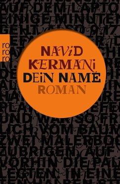 Dein Name - Kermani, Navid
