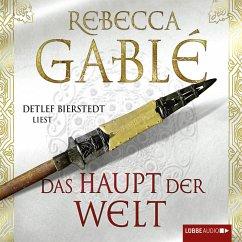 Das Haupt der Welt / Otto der Große Bd.1 (MP3-Download) - Gablé, Rebecca