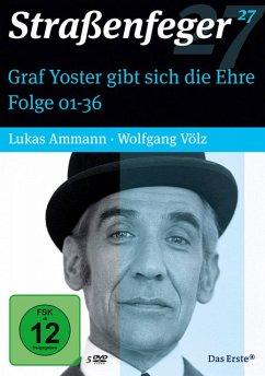 Graf Yoster gibt sich die Ehre (5 Discs) - Strassenfeger