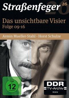 Das unsichtbare Visier, Folge 09-16 (4 Discs)
