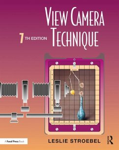 View Camera Technique (eBook, PDF) - Stroebel, Leslie