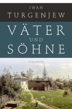 Väter und Söhne (Edition Anaconda) - Turgenjew, Iwan S.