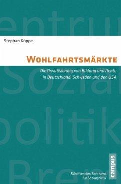 Wohlfahrtsmärkte - Köppe, Stephan