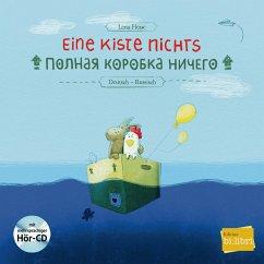 Eine Kiste Nichts. Kinderbuch Deutsch-Russisch - Hesse, Lena