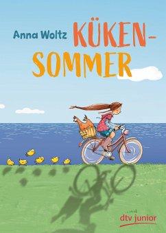 Kükensommer (eBook, ePUB) - Woltz, Anna