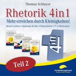Rhetorik 4in1 Teil 2 (MP3-Download)