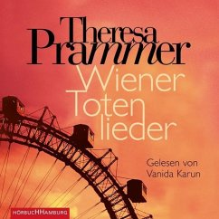 Wiener Totenlieder / Carlotta Fiore Bd.1 (6 Audio-CDs) - Prammer, Theresa