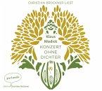 Konzert ohne Dichter, 6 Audio-CDs