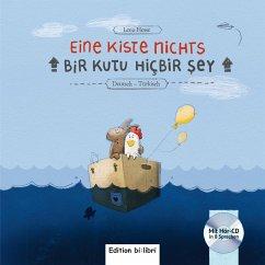 Eine Kiste Nichts. Kinderbuch Deutsch-Türkisch - Hesse, Lena