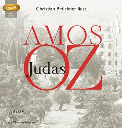 Judas, 1 MP3-CD