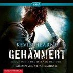 Gehämmert / Die Chronik des Eisernen Druiden Bd.3 (2 MP3-CDs)