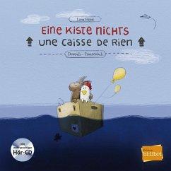 Eine Kiste Nichts. Kinderbuch Deutsch-Französisch - Hesse, Lena