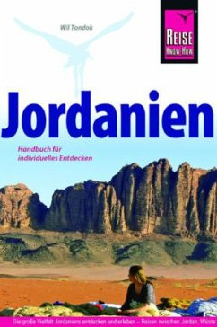 Reise Know-How Jordanien (Mängelexemplar)