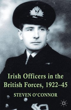 Irish Officers in the British Forces, 1922-45 (eBook, PDF)