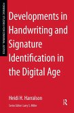 Developments in Handwriting and Signature Identification in the Digital Age (eBook, ePUB)
