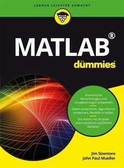 Matlab für Dummies - Sizemore, Jim; Mueller, John Paul
