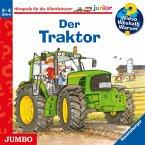 Der Traktor / Wieso? Weshalb? Warum? Junior Bd.34 (Audio-CD)