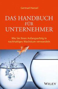Das Handbuch für Unternehmer - Hansel, Gertrud