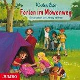Ferien im Möwenweg / Möwenweg Bd.8 (Audio-CD)