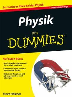 Physik für Dummies - Holzner, Steven