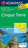 Kompass Karte Cinque Terre