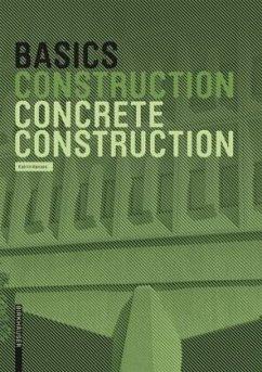 Basics Concrete Construction - Hanses, Katrin