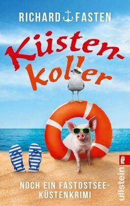 Buch-Reihe Fastostsee-Küstenkrimi von Richard Fasten