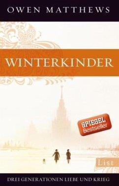 Winterkinder - Matthews, Owen