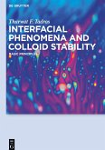 Interfacial Phenomena and Colloid Stability 1