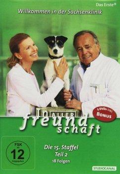 In aller Freundschaft - 15. Staffel - 2. Teil DVD-Box - Rühmann,Thomas/Bellmann,Dieter