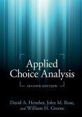 Applied Choice Analysis