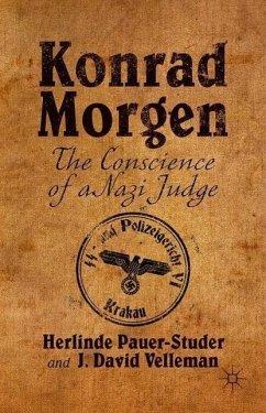 Konrad Morgen - Pauer-Studer, H.; Velleman, J.; Cohn-Sherbok, Daniel