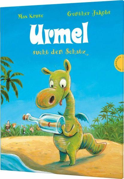 Urmel sucht den Schatz - Kruse, Max; Jakobs, Günther