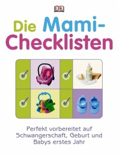 Die Mami-Checklisten (Mängelexemplar) - Sullivan, Karen