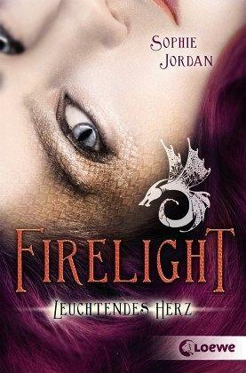 Buch-Reihe Firelight von Sophie Jordan