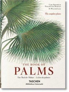 Martius. The Book of Palms - Lack, Hans W.