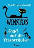 Jagd auf die Tresorräuber / Winston Bd.3