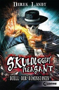 Duell der Dimensionen / Skulduggery Pleasant Bd.7 - Landy, Derek