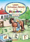 Lesen, Schreiben, Rätseln mit der Bildermaus - Ponyhof