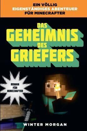 Buch-Reihe Roman für Minecrafter von Winter Morgan