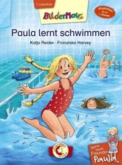 Bildermaus - Meine beste Freundin Paula: Paula lernt schwimmen - Reider, Katja