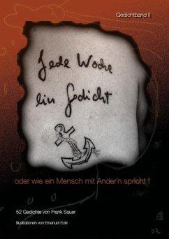 Jede Woche ein Gedicht / Band II (eBook, ePUB)