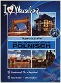 Die wichtigsten 1000 Wörter Polnisch, 2 Audio/mp3-CDs + Begleitheft