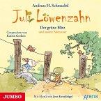Juli Löwenzahn - Der grüne Blitz und andere Abenteuer, Audio-CD