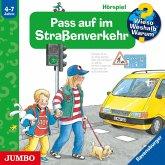 Pass auf im Straßenverkehr, Audio-CD