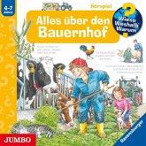 Alles über den Bauernhof / Wieso? Weshalb? Warum? Bd.3, Audio-CD