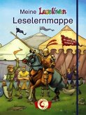 Leselöwen - Das Original: Meine Leselöwen-Leselernmappe (Ritter)
