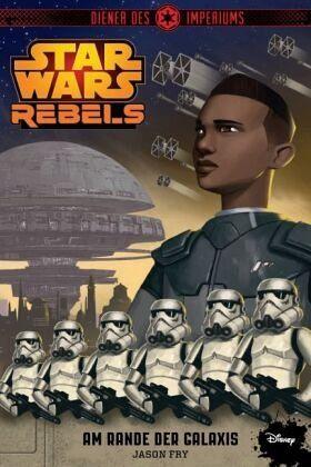 Buch-Reihe Star Wars - Diener des Imperiums von Jason Fry